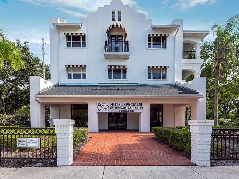Orlando Inn For Sale